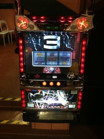 Terminator slot machine sale in las vegas