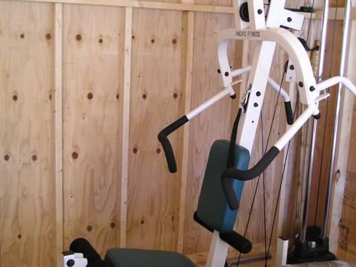 Pacific fitness zuma home gym for sale in york