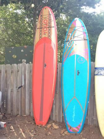 Used Paddle Boards >> Paddle Board Yolo Sup Stand Up Paddle Boards Surf 700