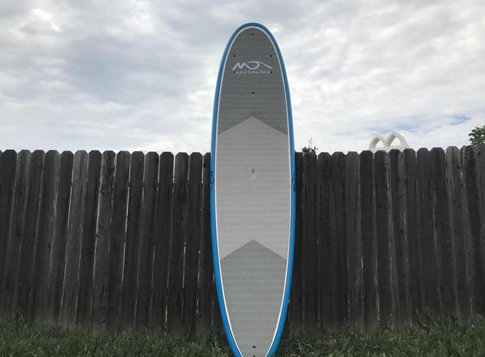 Paddle Fit and Yoga TUNA Paddleboard 10' x 32