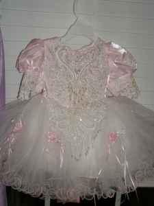 pageant dress - $65 (Dayton)