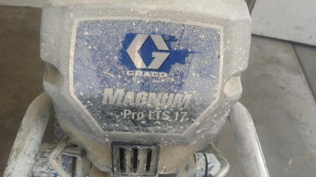 paint sprayer machine airless