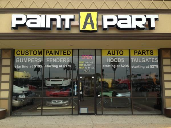 parts painted auto honda match hoods bumpers houston fenders texas americanlisted tx