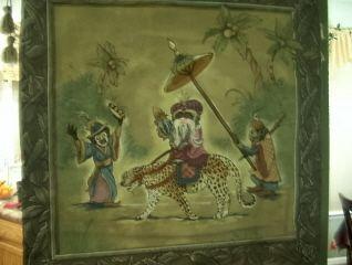 Painting_Colonial - $60 (Aurora(N.E.))