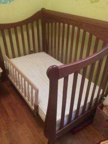 PALI Baby Toddler Convertible Crib Almost Mint ⎝⎝ for Sale ...