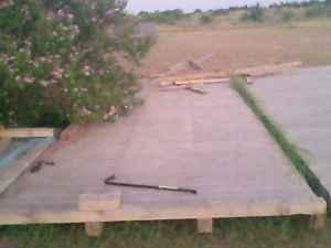 pallets (good wood) - $300 (bruceville)