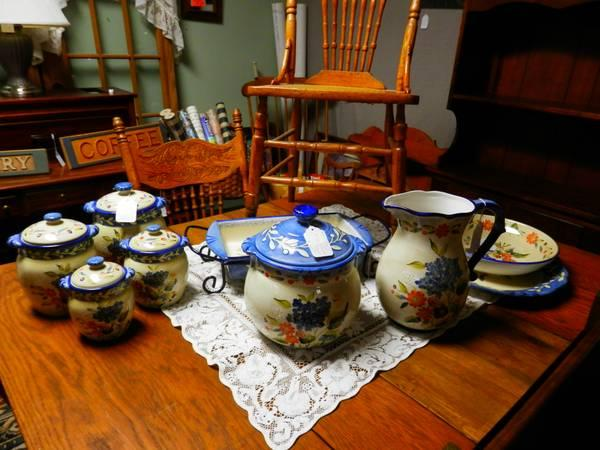 Pamela Gladding/Flora Design Dishes - for Sale in Marion, Indiana ...