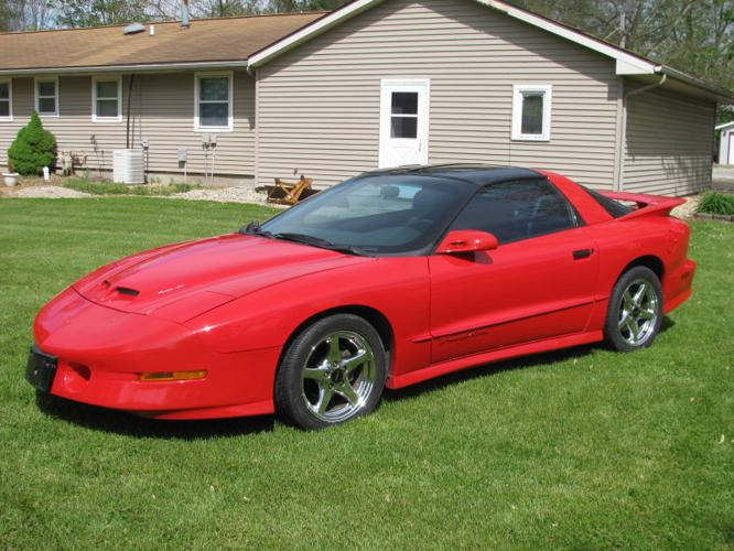 pampered 1996 ws6 ramair trans am adult driven for sale in pontiac illinois classified. Black Bedroom Furniture Sets. Home Design Ideas