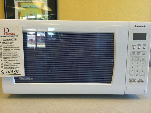 Panasonic Inverter Countertop Oven Microwave - USED for Sale in Tacoma ...