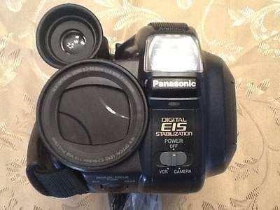 Panasonic Palmcorder Palmsight Camcorder Pv L657d For Sale In Atlanta Georgia Classified Americanlisted Com