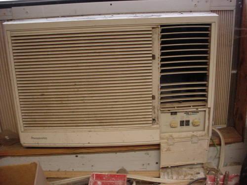 Panasonic Room Air Conditioner 115vac 13400 Btu For Sale