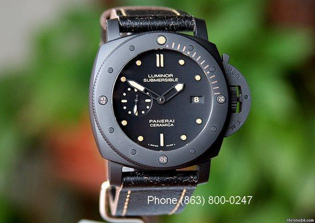 Panerai PAM 508 Luminor Submersible 1950 Ceramic 3 Days