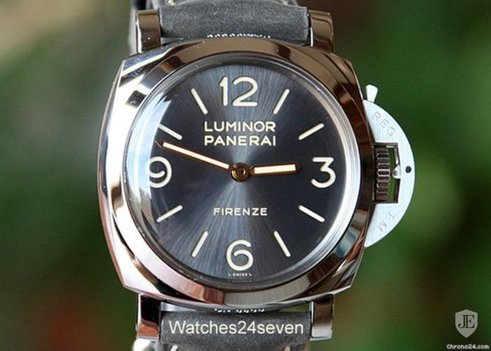 Panerai PAM 605 Luminor Firenze Historic Limited Series