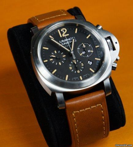 Panerai PAM356 Luminor Chrono Daylight 44mm