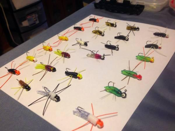 Panfish Bugz: Catch Bluegill, Redear, Crappie, Trout,