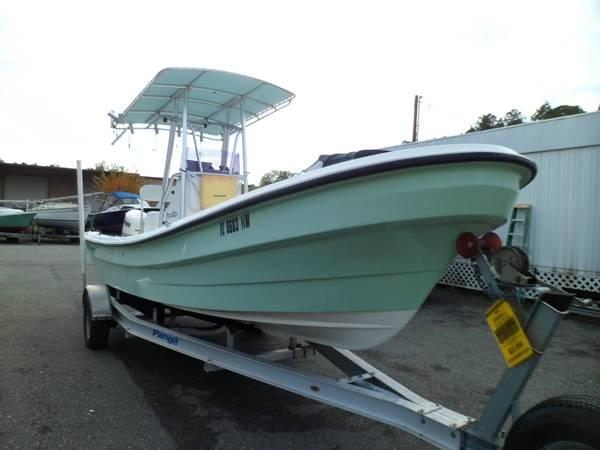 Panga fishing boats 22lx center console for sale in for Fishing jobs in florida