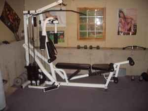 Parabody 400 Homegym Bristol Wolcott Line Ct For Sale