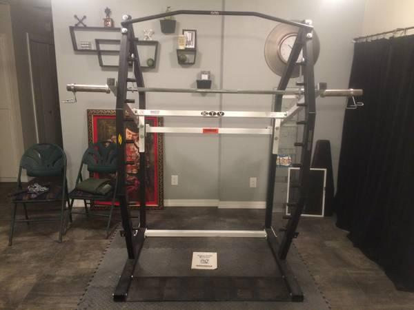 parabody smith machine for sale