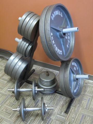 Parabody Fitness Equipment With Olympic Weights For Sale In Rocklin California Classified