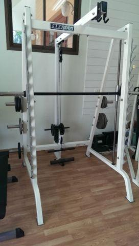 Parabody Smith Machine W Lat Pull Down See Full Ad For Sale In Arlington Virginia