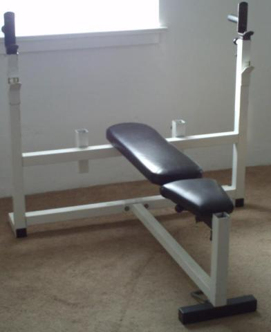 Parabody Weight Bench And More For Sale In Hammond