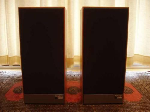 Paradigm Export Monitor Speakers Rare For Sale In