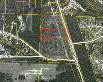 Parcel A Highway 331 Lots and Land