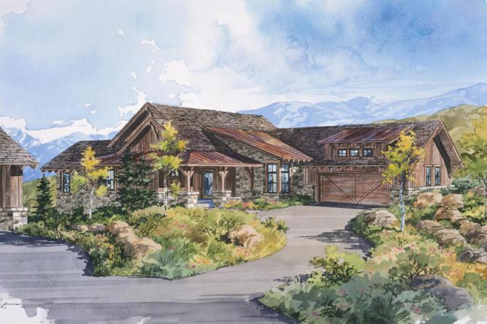 Park City Cabin in Promontory, a Private Mountain and