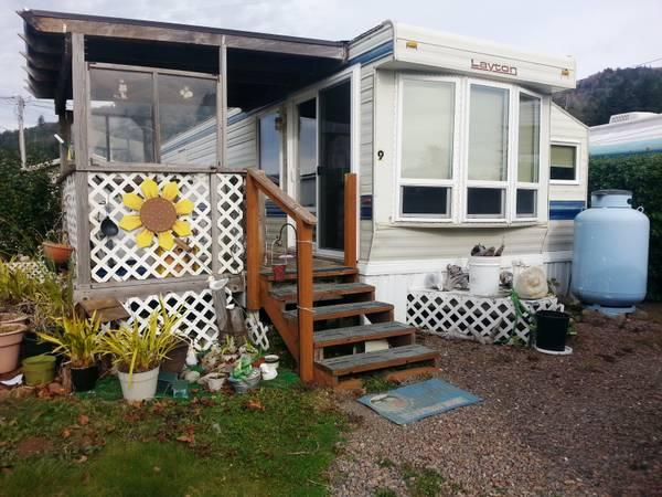 Park Model In Park Brookings Oregon For Sale In