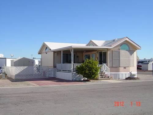 parkmodel silvercrest wellton arizona for sale in wellton arizona classified