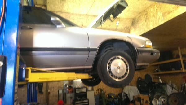 parting out 1995 buick sabre