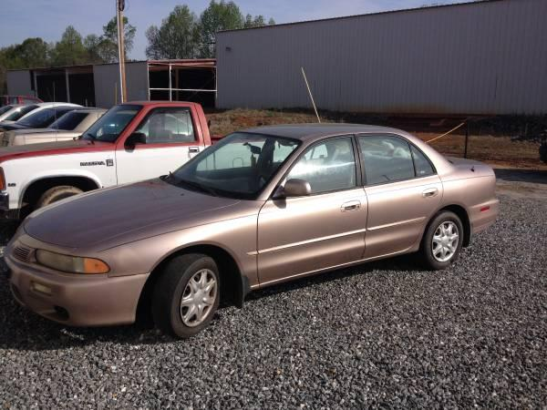 Parting Out 1997 Galant 2 4 4 Cyl Automatic Bad Trans Good