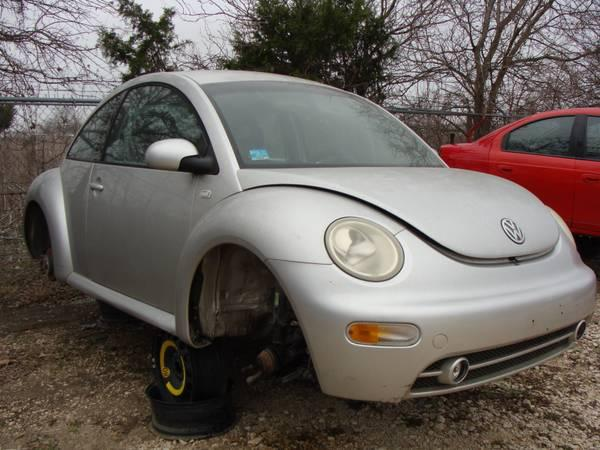 Parting Out 2001 Vw Beetle Alh Tdi Auto 407 For Sale In Buda Texas Classified