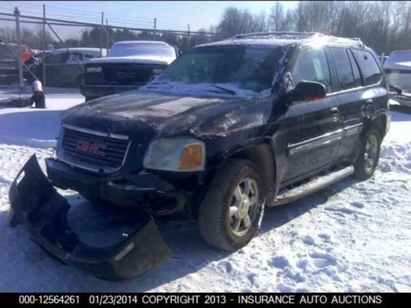 parting out 2002 gmc envoy sle slt denali for sale in north wilmurt new york classified. Black Bedroom Furniture Sets. Home Design Ideas