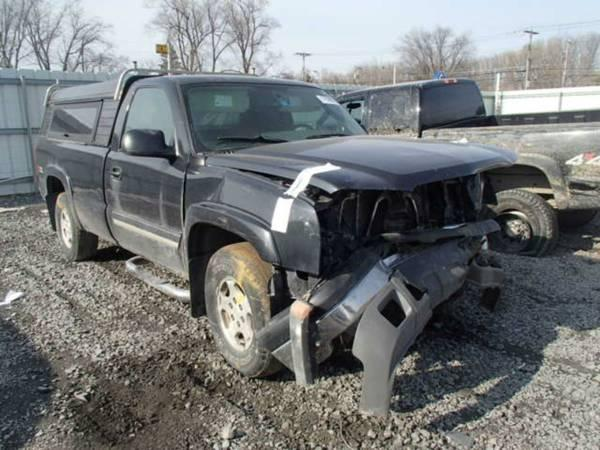 parting out 2004 chevrolet silverado 1500 pickup base ls lt z71 for sale in north wilmurt. Black Bedroom Furniture Sets. Home Design Ideas