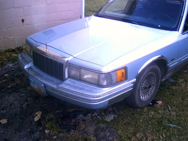 parting out 92 lincoln town car for sale in osage oklahoma classified. Black Bedroom Furniture Sets. Home Design Ideas
