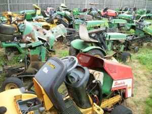 parting out john deere&cub cadet&simplicty riding