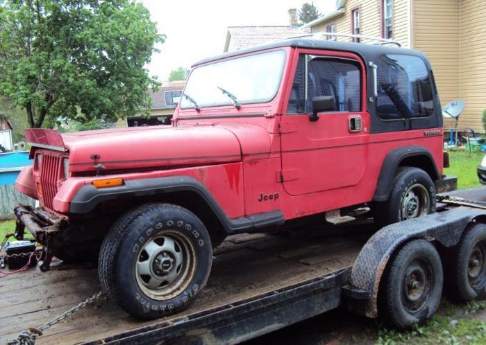 1989 jeep wrangler motor swap html