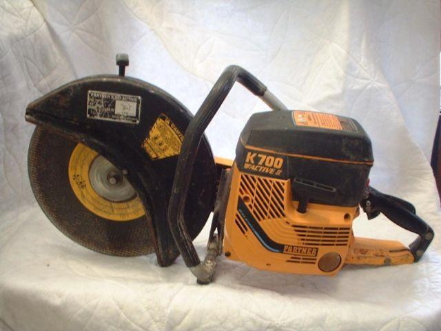 partner k700 active ii 14 u0026quot  concrete cutoff saw obo for sale in dunnellon  florida classified