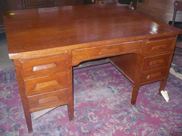 Partners Desk Sunrise Antiques 102 W Divine St Dunn For Sale In Fayetteville North