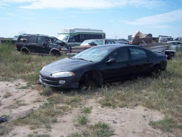 Parts for 03 Dodge Intrepid - $1