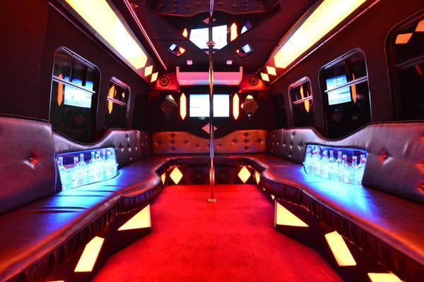 Party Bus THIEVERY CORPORATION - $700