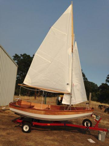 Passagemaker Dinghy with trailer