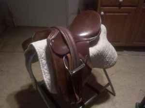Passier English Saddle - $375 (Franktown, CO)