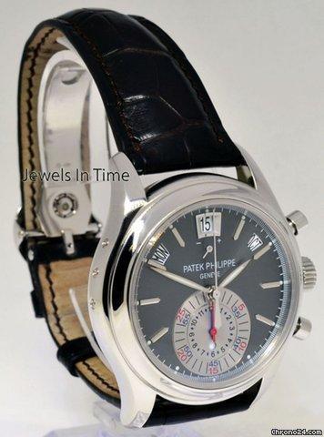 Patek Philippe Annual Calendar Chronograph Platinum