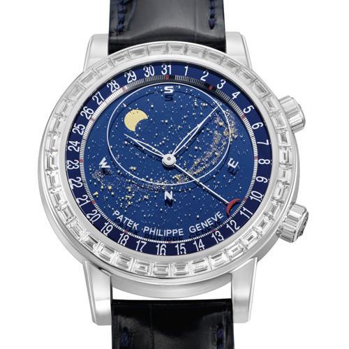 af4d68faeba Patek Philippe Celestial Grand Complications 6104G-001 for sale in  Philadelphia