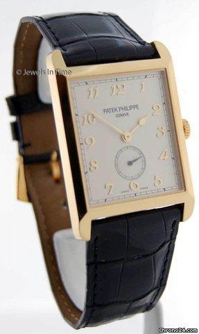 Patek Philippe Gondolo 5109 18K Yellow Gold Mens Watch