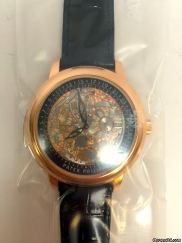 Patek Philippe Grand Complications Single Sealed