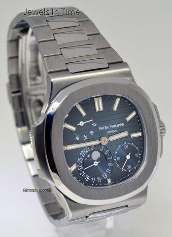 Patek Philippe Patek 5712 Nautilus Complications Steel