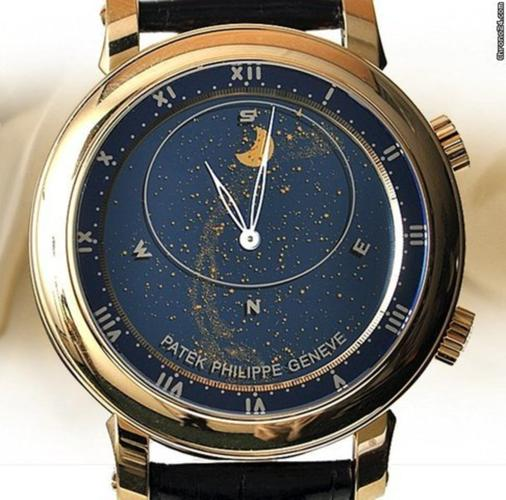 Patek Philippe Sky Chart Grand Complication 5102J